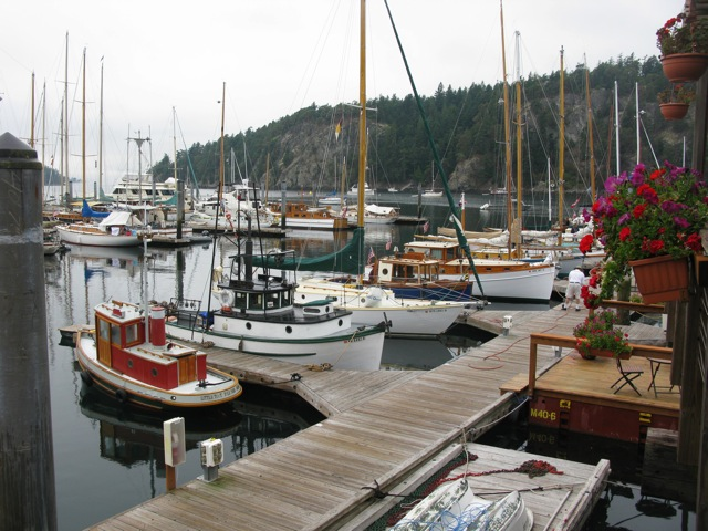 13th Annual Wooden Boat Rendezvous
